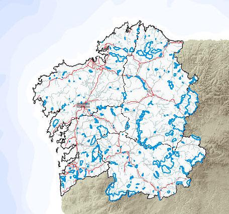 O Catálogo das Paisaxes de Galicia delimitará 211 áreas de especial interese