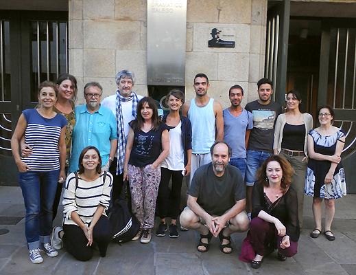 Carles Alfaro comeza os ensaios do <i>Tartufo</i> no Centro Dramático Galego