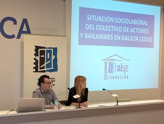 A Fundación AISGE presenta os datos galegos do maior estudio realizado sobre situación sociolaboral do sector