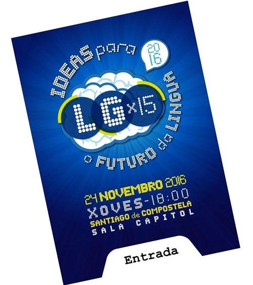 O evento festivo e divulgativo arredor da lingua celebrarase en Santiago o 24 de novembro