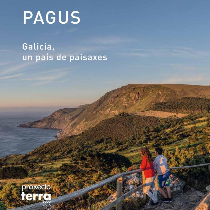Trátase dunha publicación do Proxecto Terra do Colexio de Arquitectos de Galicia