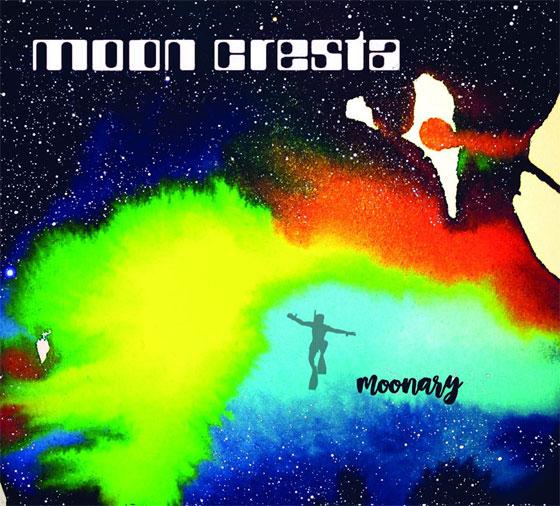 Moon Cresta presentan o seu terceiro disco <i>Moonary</i>