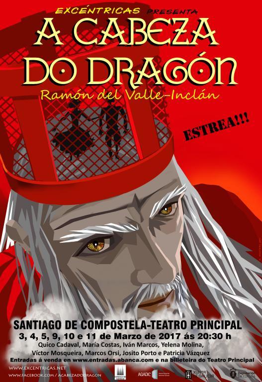 'A cabeza do dragón' porase nas táboas case un mes antes que o 'Martes de Carnaval' do CDG