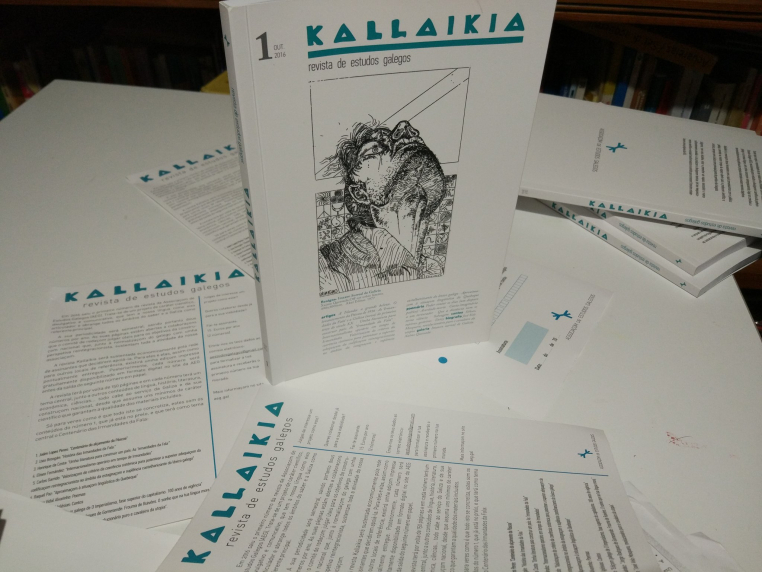 Nace como a publicación oficial da Associaçom de Estudos Galegos