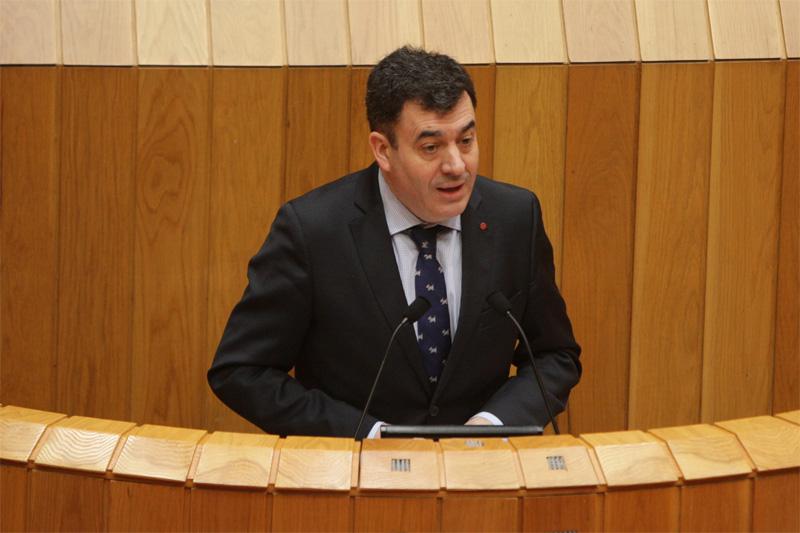 Román Rodríguez asegurou que nesta lexislatura potenciaranse as redes de programación cultural de AGADIC