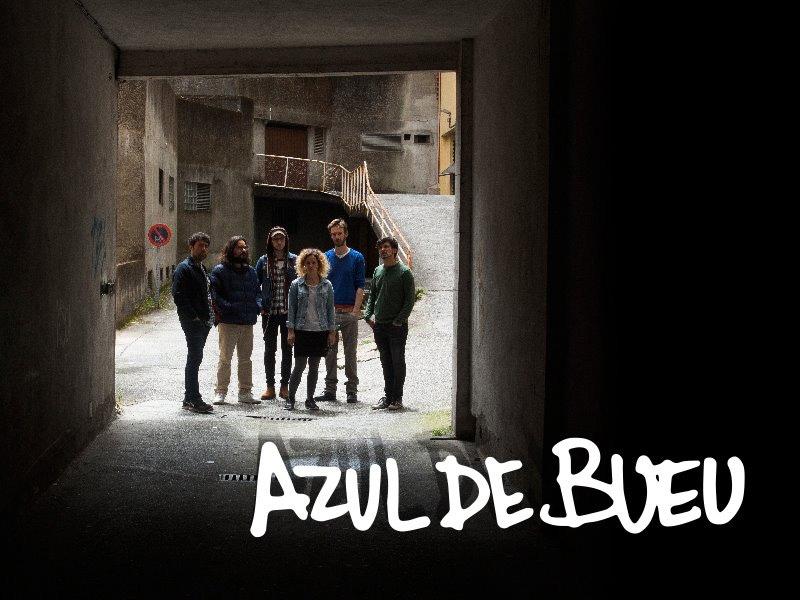 Azul de Bueu fusiona música tradicional e jazz