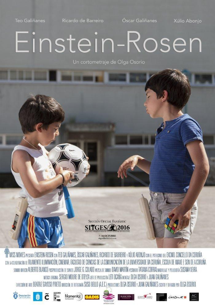 A cinta <i>Einstein-Rosen</i> engade en Suíza outro galardón ao seu crecente palmarés