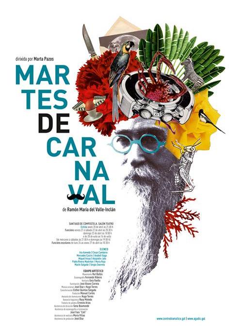 A produción da compañía pública participará no Festival Tercera Setmana de Valencia
