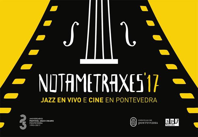 O festival de jazz de Pontevedra engade o cine para celebrar o 25 aniversario