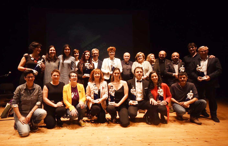 A IIª Gala do Libro Galego recoñeceu as mellores achegas do pasado ano