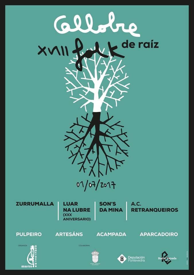 Luar na Lubre encabeza o cartel no XVIII Festival Folk de Raíz