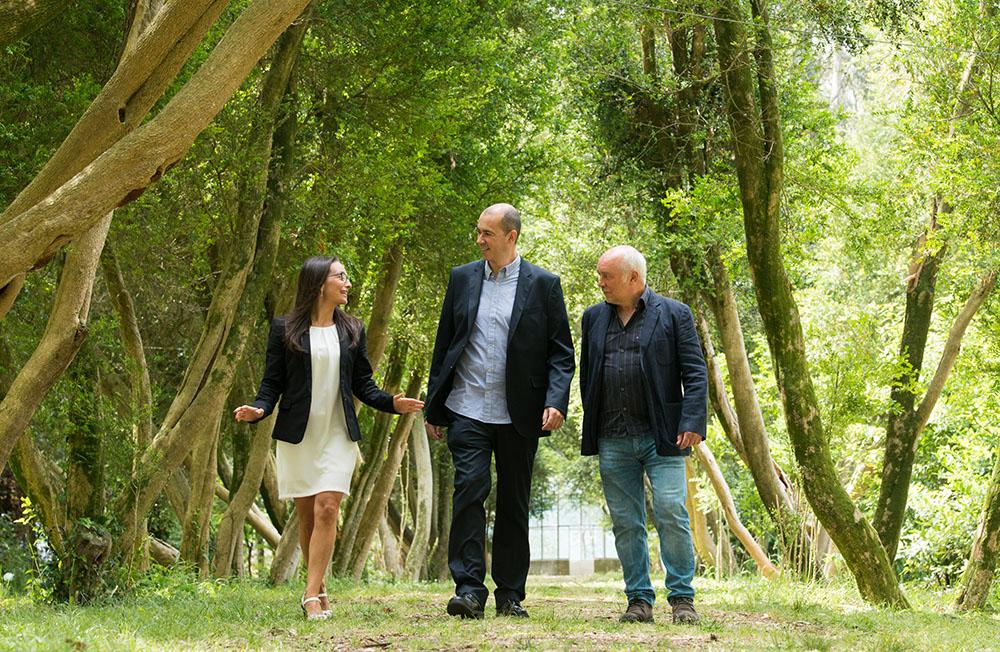 A illa de San Simón acolleu os premios Xerais 2017