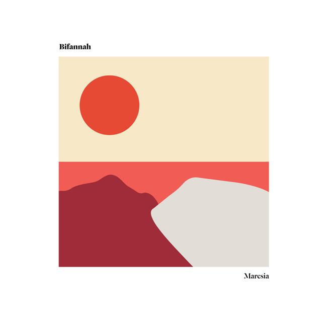 Bifannah saca o seu primeiro LP 'Maresía'
