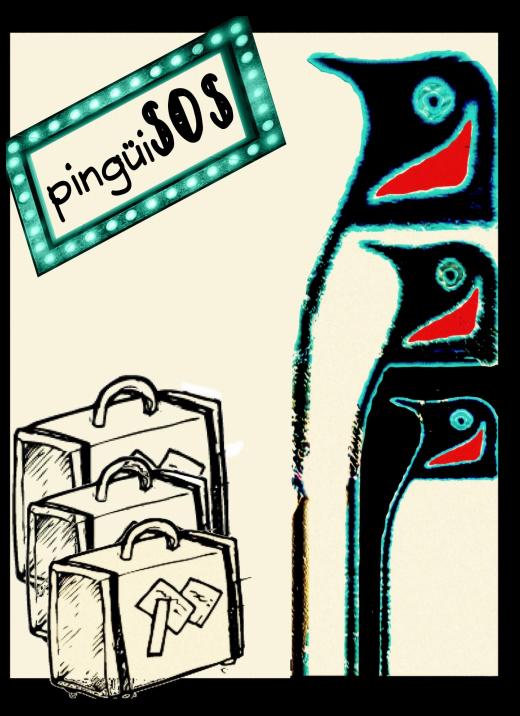 Lucecús Teatro estrea a produción 'PingüiSOS'