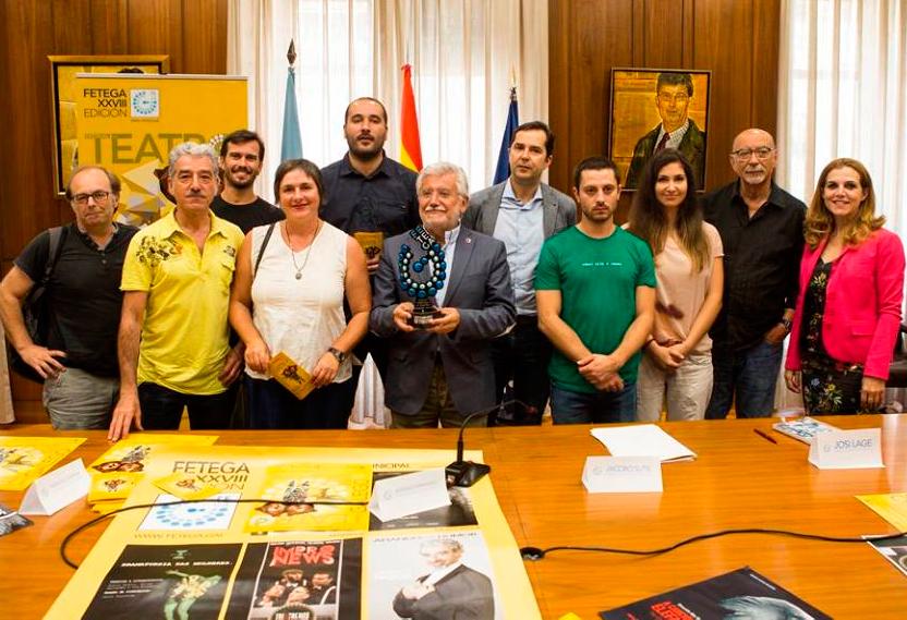 O Festival de Teatro Galego ofrecera unha vintena de espectáculos