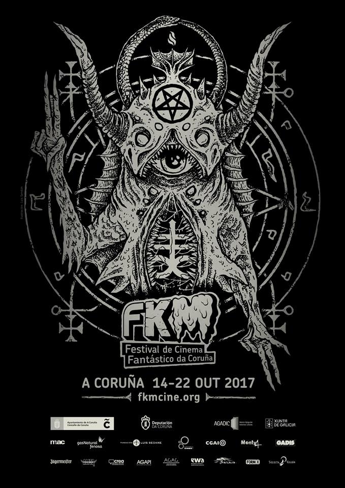 O noveno FKM xa está a encher de horror a Coruña esta semana