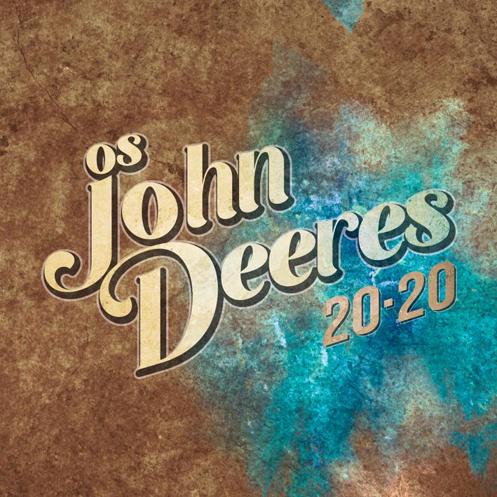 Os John Deeres presentan o seu segundo disco '20-20'