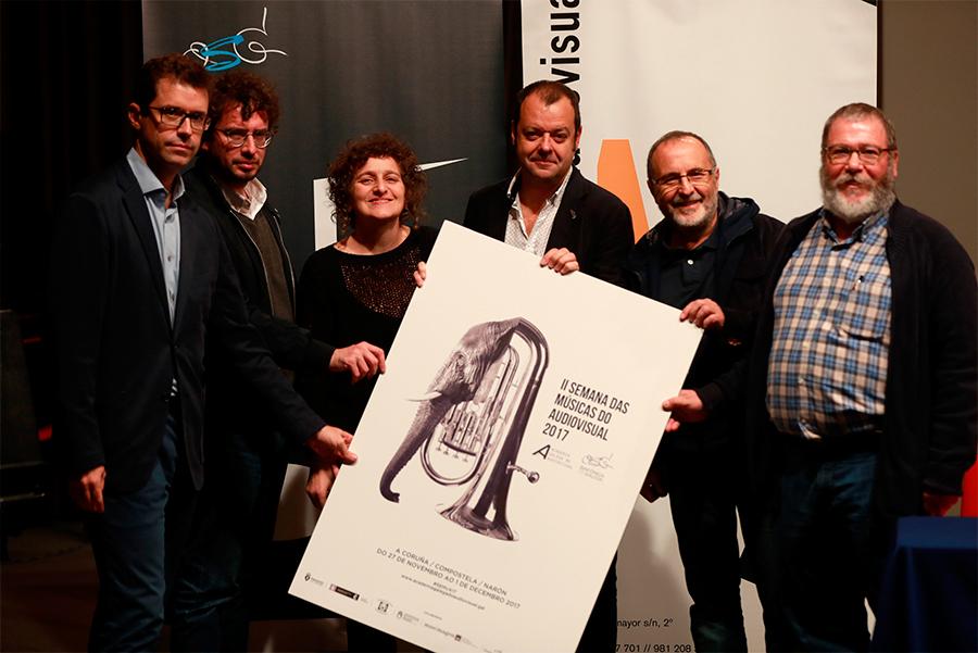 A OSG pechará cun concerto de músicas de cine e televisión en Narón a  IIª Semana das Músicas do Audiovisual