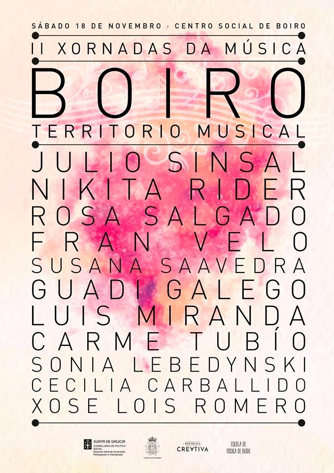 O evento reunirá este sábado a representantes de varias ramas do sector musical