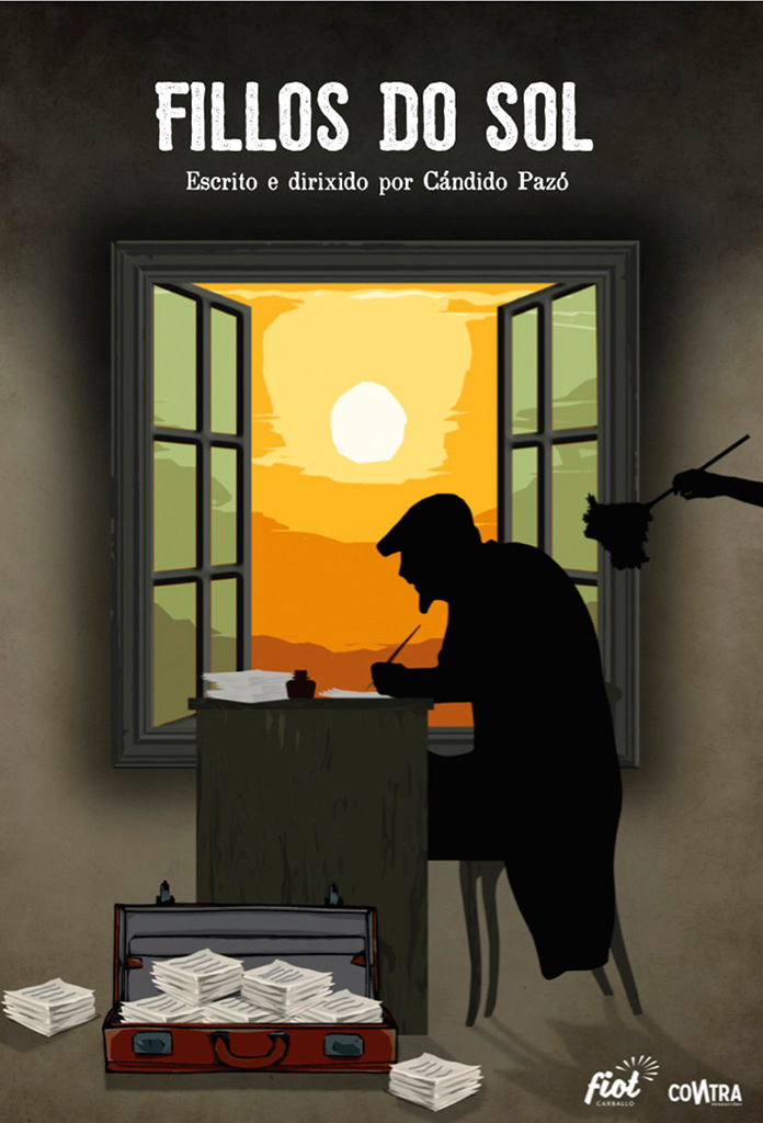 'Fillos do Sol' revive a Pondal sobre as táboas do Teatro Colón