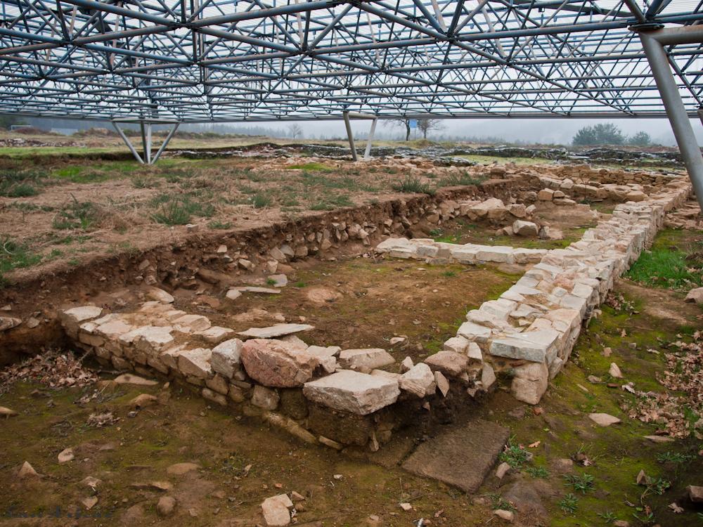 Acaba de sacar a concurso obras de acondicionamento do sitio arqueolóxico