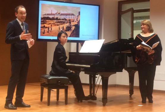 A obra 'La Tribuna' de Pardo Bazán convértese en ópera
