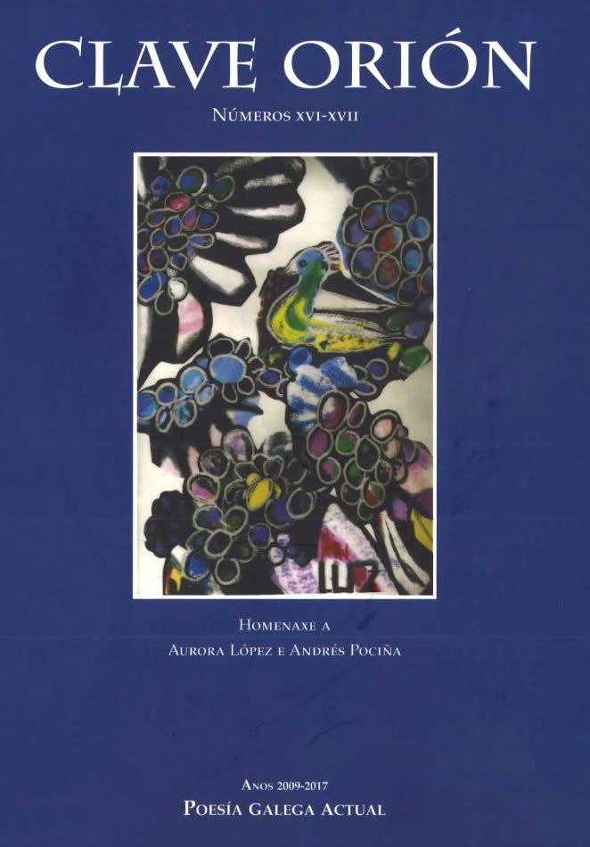 A revista poética está coidada por Luz Pozo Garza