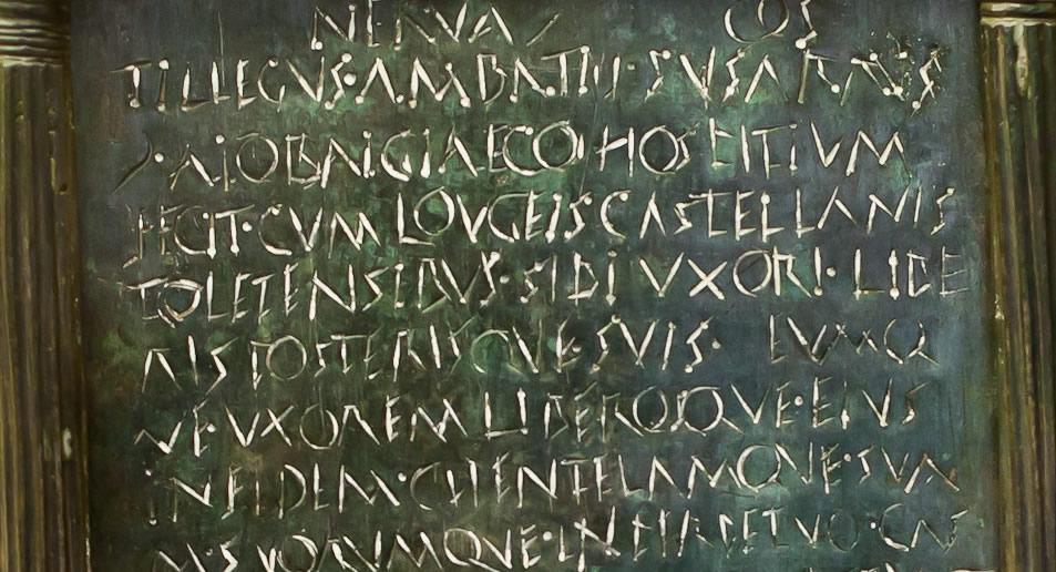 O profesor Francisco Javier González explícanos o significado das primeiras inscricións de Galicia