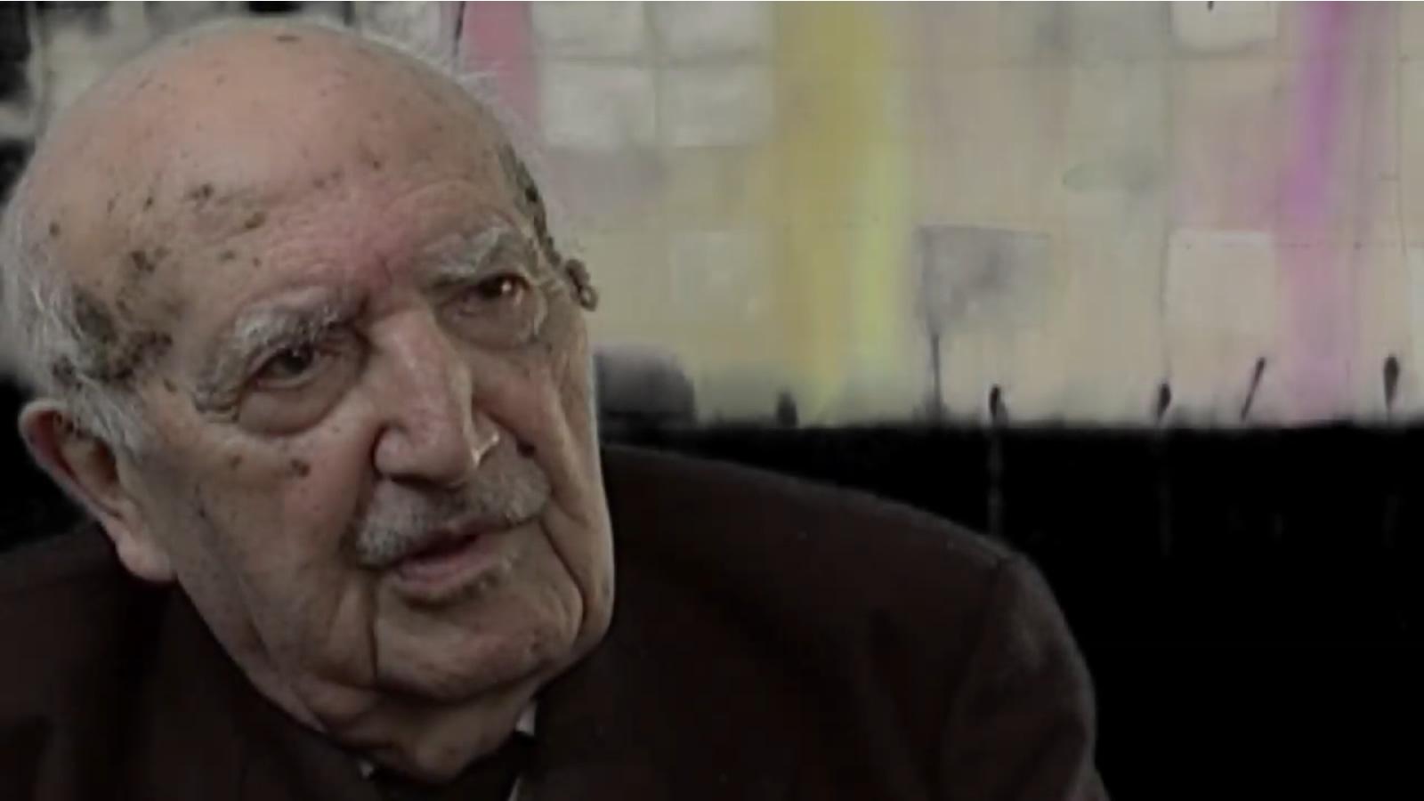 Antonio Fraguas nas súas palabras: a Xunta publica unha entrevista ao etnógrafo