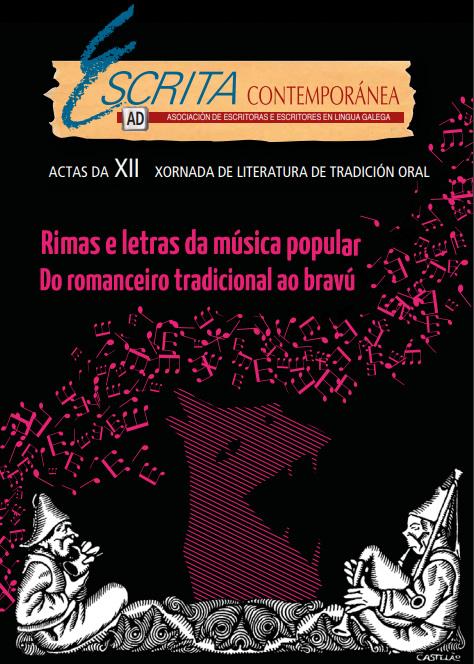 Do romanceiro tradicional ao bravú: xa dispoñibles as actas que reflexionan sobre as letras da música popular