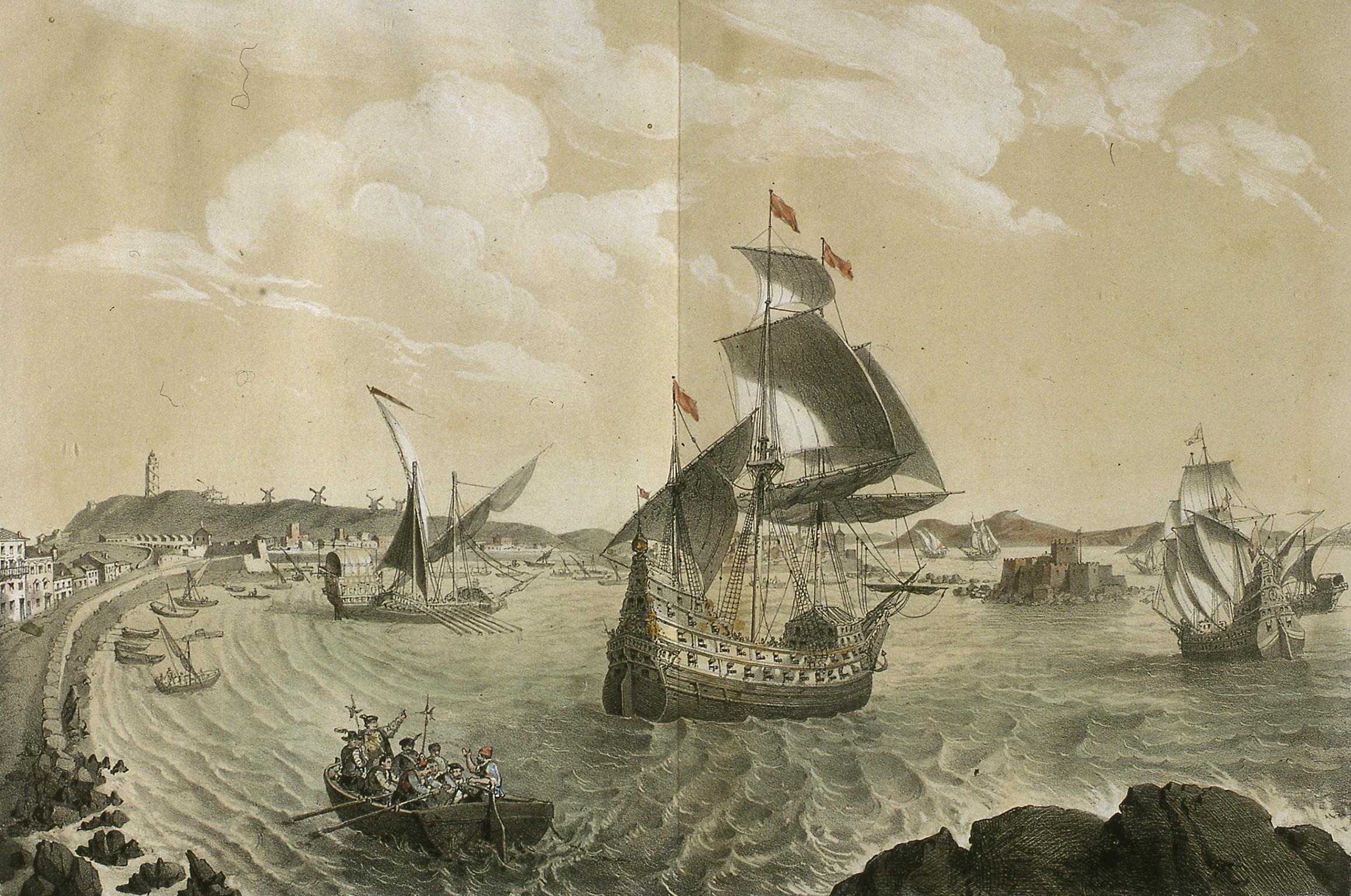 Ao inicio do tempo das descubertas, o Reino de Galicia buscou o seu propio camiño na procura do roteiro das especias