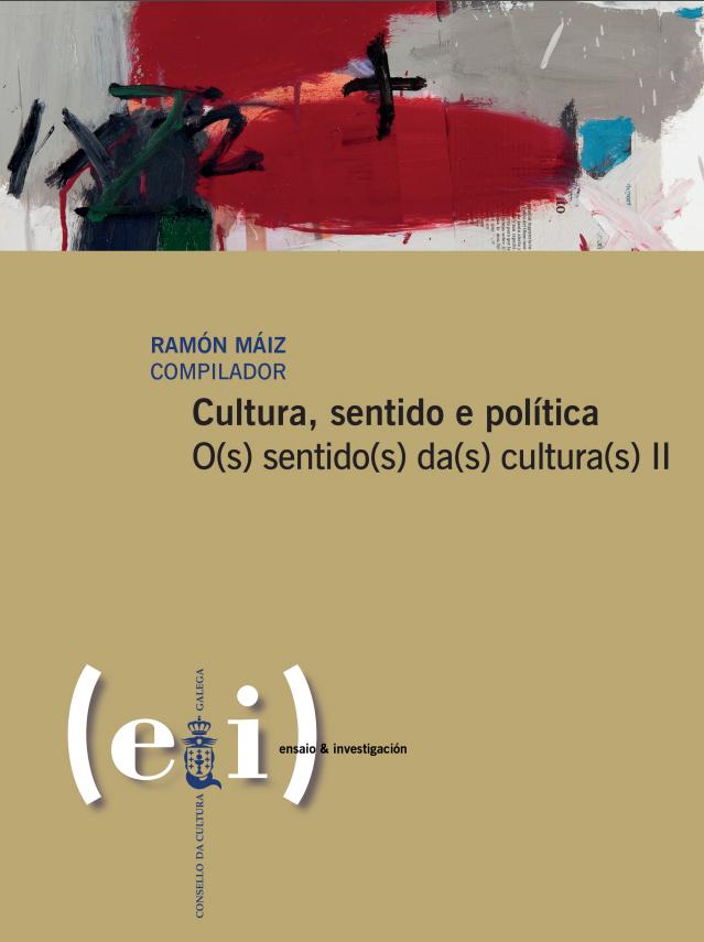 Dispoñible unha nova publicación das conferencias dos Sentido(s) da(s) Cultura(s)