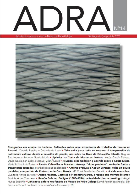 Nova entrega da revista dos socios do Museo do Pobo Galego