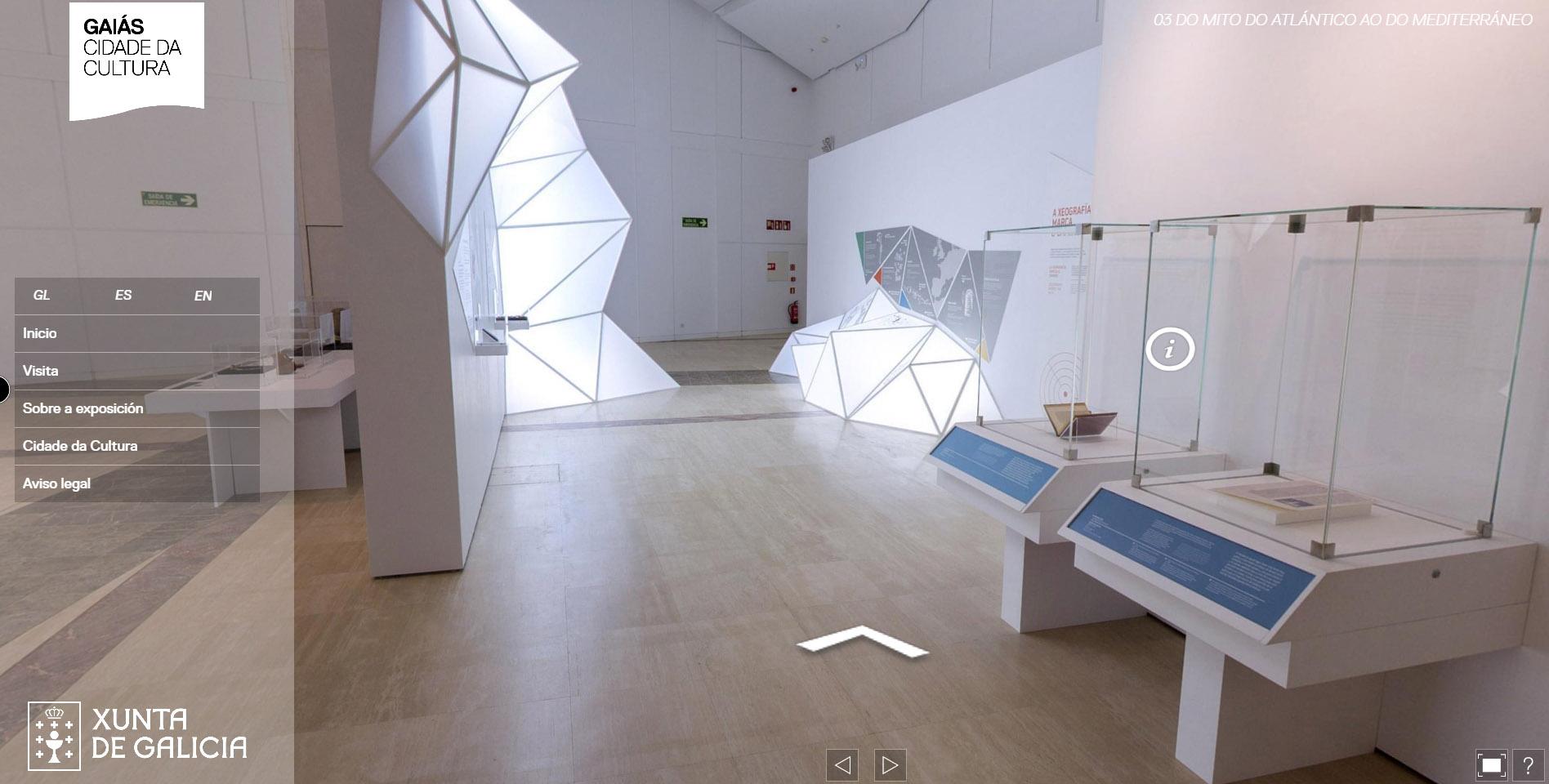 A Cidade da Cultura subiu á rede o catálogo e unha extensa visita virtual á mostra