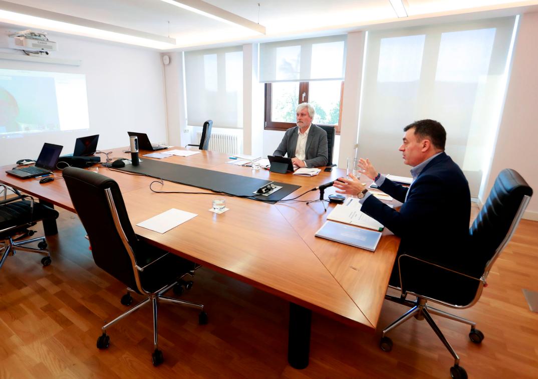 Román Rodríguez avanza datas e liñas de acción do plan de reactivación da Xunta
