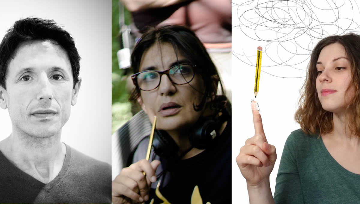 Afonso Becerra, Olga Osorio e Laura Romero deitan a súa ollada sobre as artes escénicas, o audiovisual e a música
