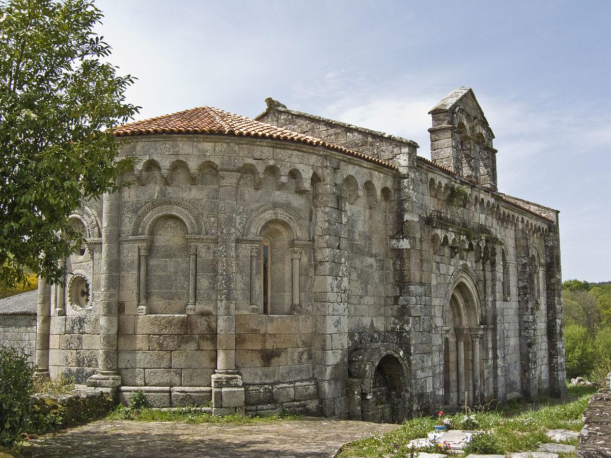 160.000 euros para a restauración de San Pedro de Vilanova de Dozón