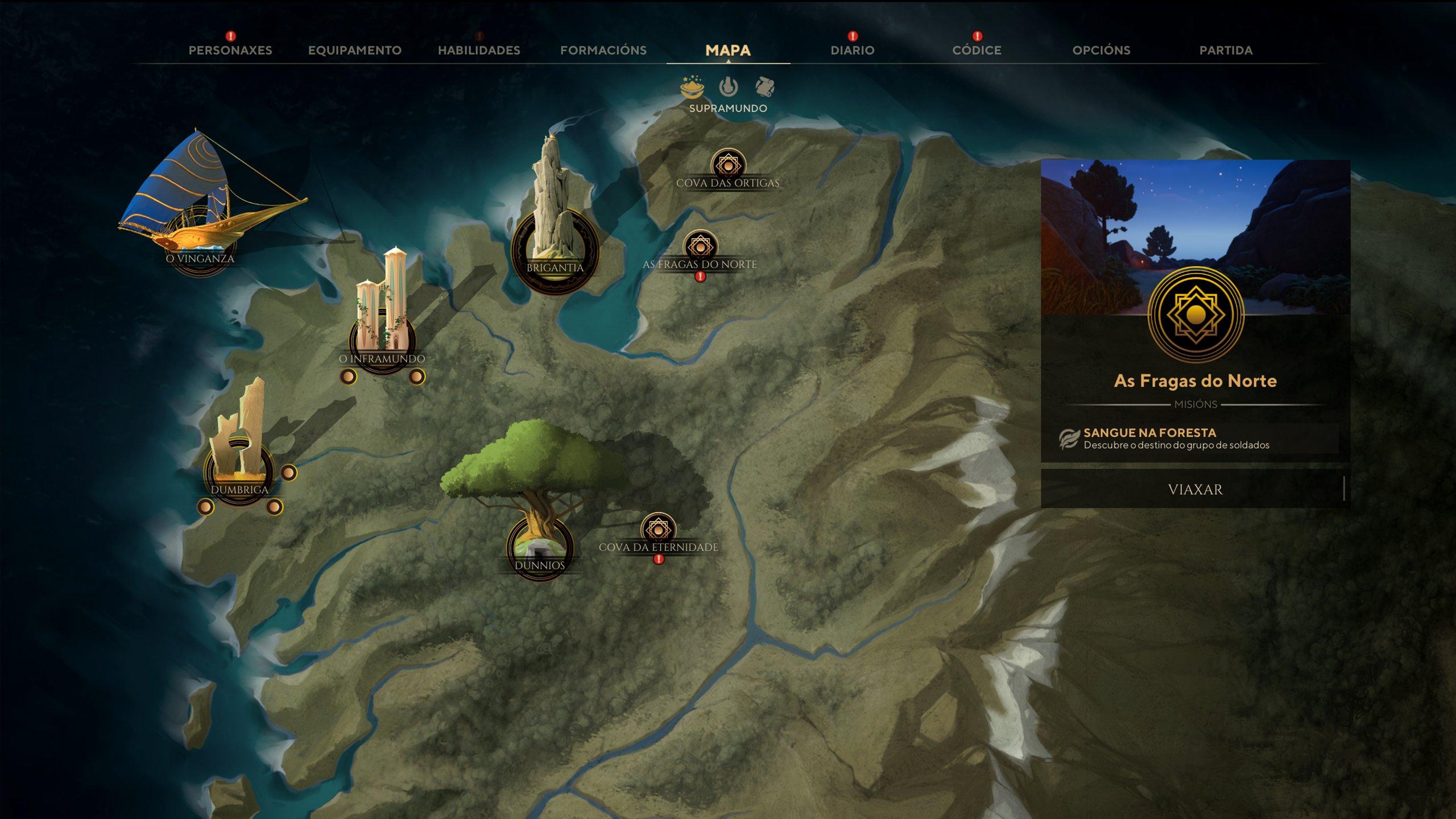 O videoxogo coruñés presenta unha actualización con varias novas linguas