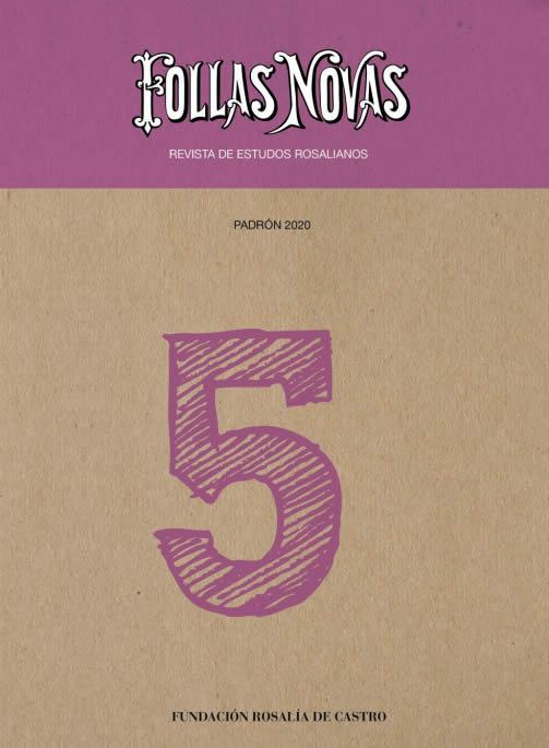 Difúndese o novo número da revista da Fundación Rosalía de Castro