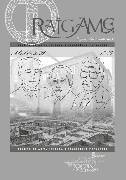 A revista repasa as intervencións arqueolóxicas dos últimos anos en Ourense