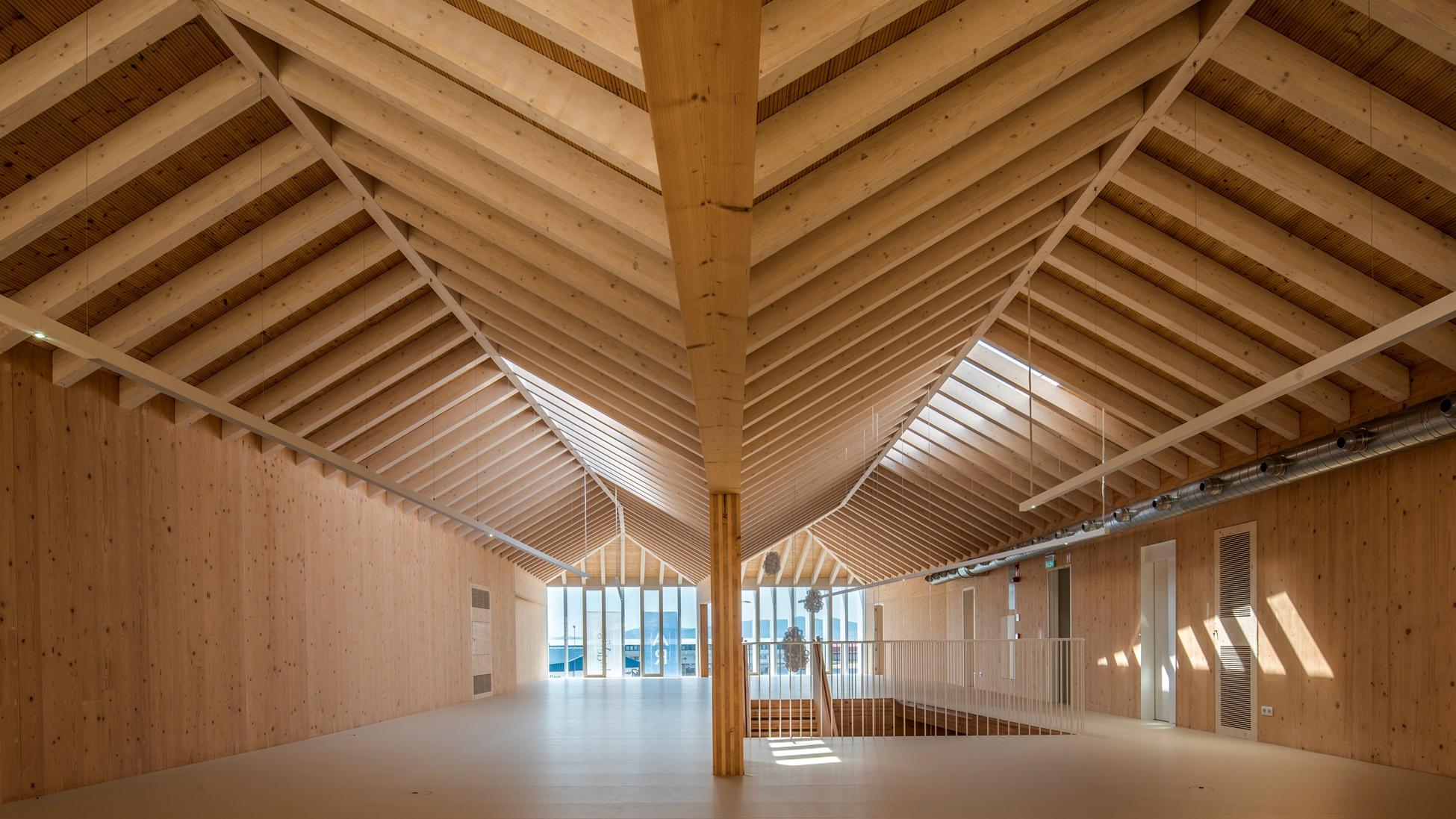 Exploramos as obras dos finalistas galegos da XV Bienal de Arquitectura