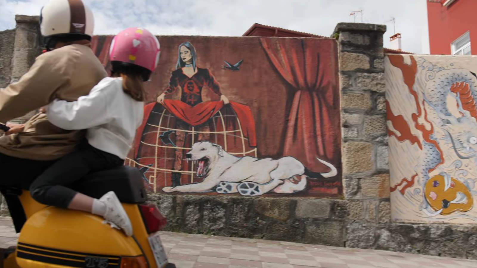 Repasamos a imaxe de Galicia transmitida nos vídeos das administracións presentados en FITUR