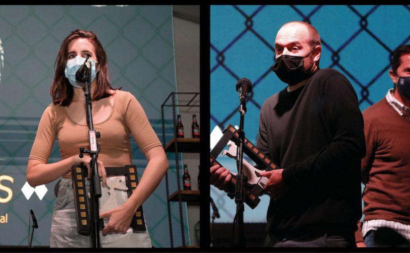 <i>Monte Bravo</i> e <i>Homeless home</i> foron as súas respectivas obras premiadas