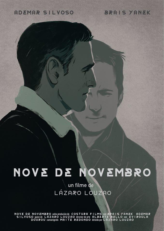 O primeiro filme gai galego chega ás pantallas o 7 de abril