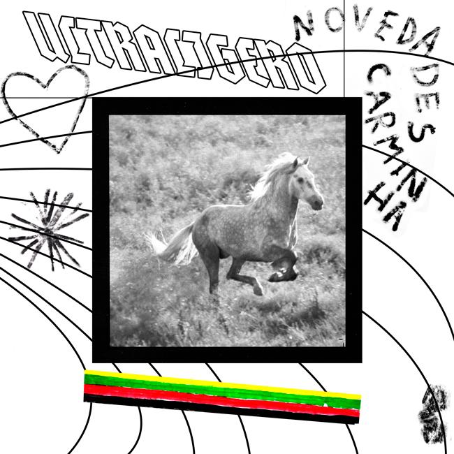 Chega o álbum máis 'Ultralixeiro' de Novedades Carminha