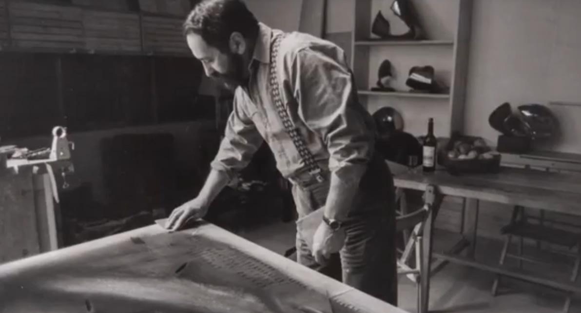 O Museo de Pontevedra celebra a longa traxectoria creativa de Leopoldo Nóvoa