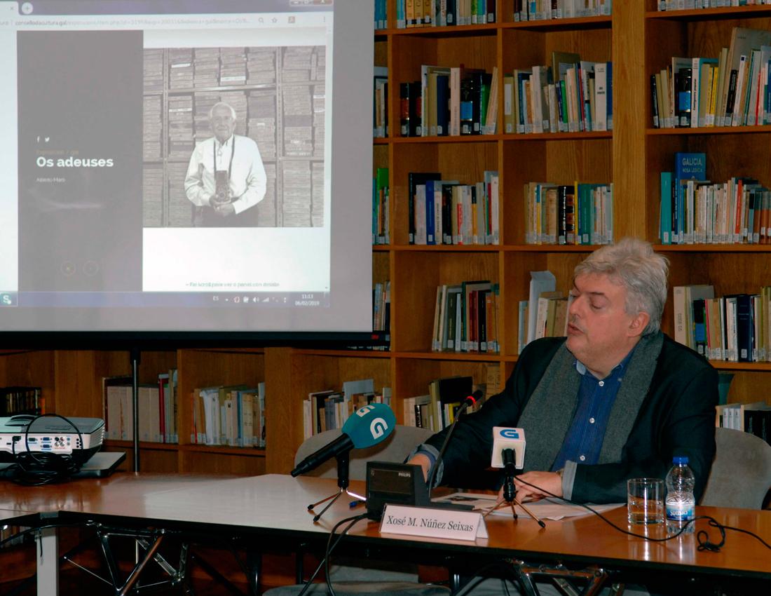 A inauguración da exposición 'Os adeuses' en Ellís Island irá acompañada dunha ambiciosa axenda de actividades