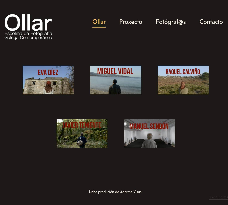 O proxecto explica os procesos creativos destas figuras a través de documentais