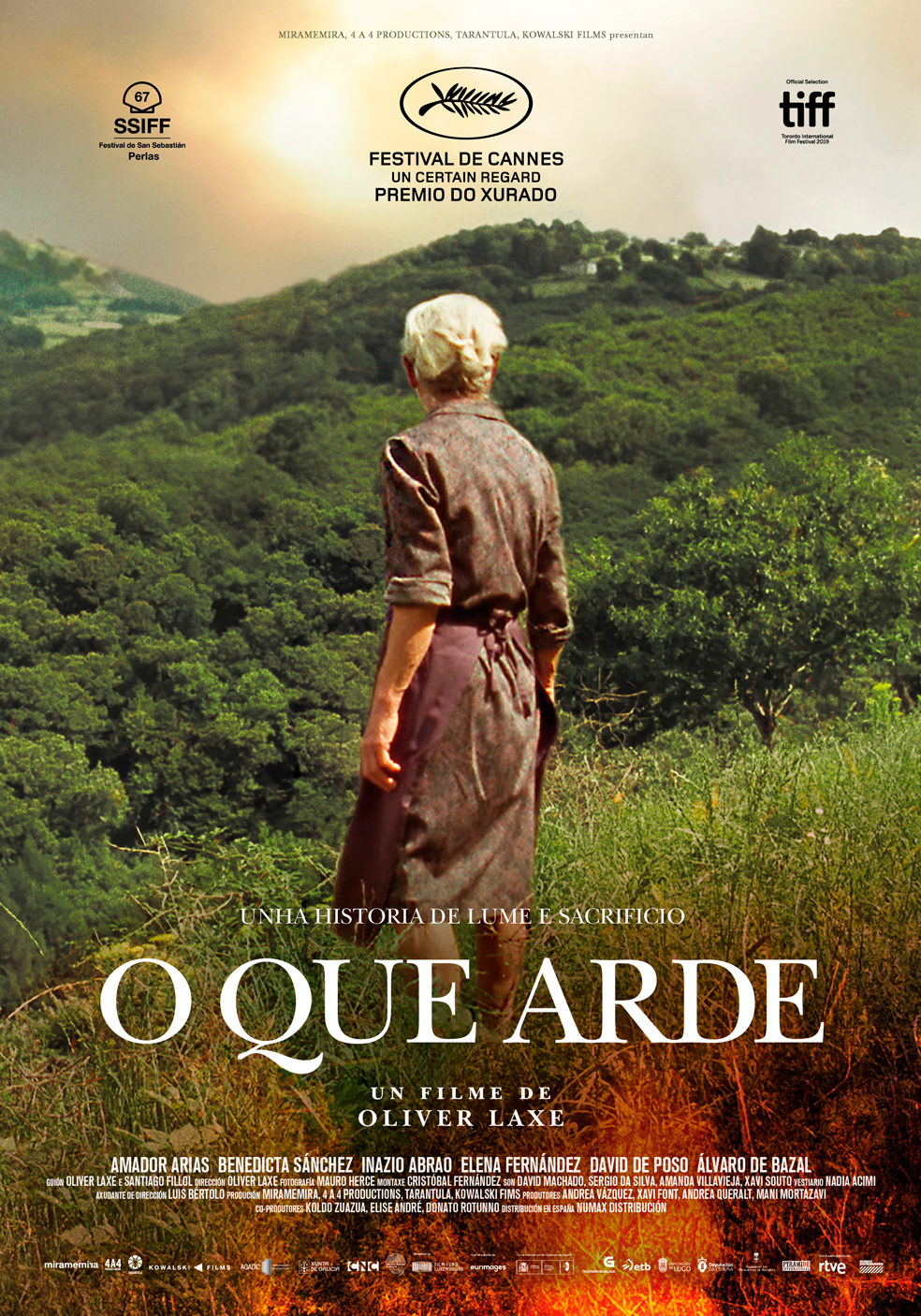 A película de Oliver Laxe é xa o filme en galego con máis espectadores da historia