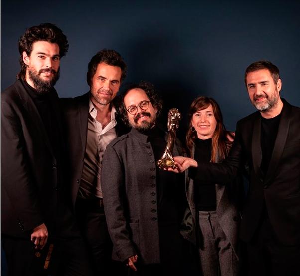 Os Premis Gaudí tamén recoñecen a fotografía do filme por Mauro Herce